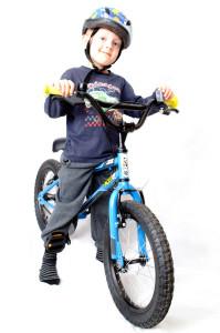 niño bici